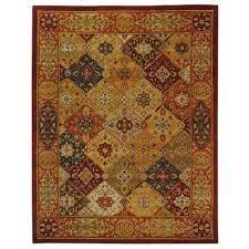heritage multi 12 ft x 15 ft area rug