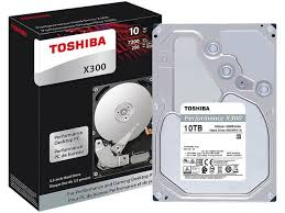 <b>Toshiba X300 10TB</b> Performance & Gaming Internal Hard Drive ...