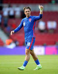 Aston Villa skipper Jack Grealish ...