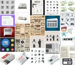 Newspaper Template Illustrator Publicado Newspaper Template Illustrator Newspapers For