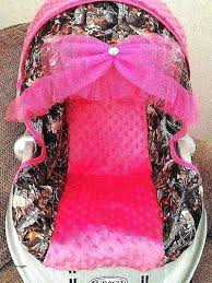 pink camo seat covers for cars custom infant car seat covers personalized baby pink and luxury