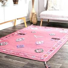 nuloom pink rug pink rug pink handmade raised tribal symbols border kids rug pink cloud rug