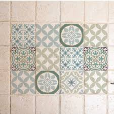 ceramic tile decals bathroom ideas also beautiful wall or appliques including enchanting transfers removable 2018