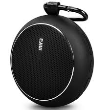 portable bluetooth speakers with microphone. mifa f1 outdoor portable bluetooth speaker rugged ipx4 waterproof speakers with powerful driver/built- microphone