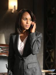 scandal s makeup artist on kerry washington s perfect skin olivia pope s signature nail polish and office appropriate makeup