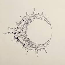 Moon Mandala Design Fresh Wtfdotworktattoo Find Fresh From The Web Mandala Moon