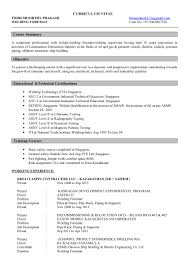 Welder Fabricator Resume Templates Resume College Essay On
