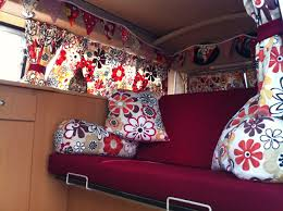 Campervan Design Curtains Curtains For Campervans Home The Honoroak