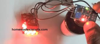 Alcohol Detector Meter Circuit using <b>MQ</b>-<b>3</b> Sensor Module ...
