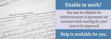 Expecting your social security check after paying fica taxes for years? Can Social Security Disability Insurance Supplemental Security Income Benefits Be Payed Retroactively Disability Benefits Help