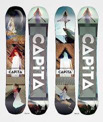 Capita Defenders Of Awesome Size Chart Capita Doa Snowboard