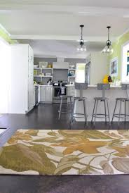 we still love it as a rug but the pattern and color are totally wrong for our kitchen once again like the original jute rugs from the company the