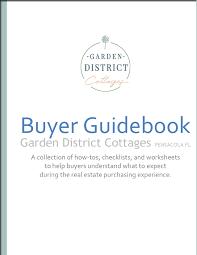 free er guidebook garden district cottages