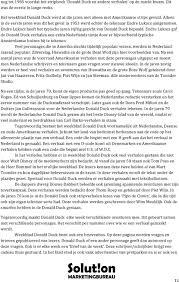 Tijd Is Geld Dagobert Duck Betere Omzetcijfers Voor Weekblad