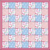 Best 25+ Easy baby quilt patterns ideas on Pinterest | Baby quilt ... & Free Baby Quilt Pattern: Lap Quilt Pattern Plus Easy Baby Blanket Pattern Adamdwight.com