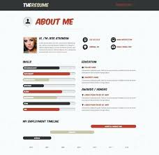 Website Resume Examples Plus Best Resume Sites For Prepare Cool Simple Best Resume Websites