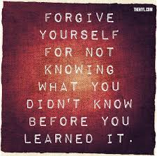 How To Forgive Yourself Quotes Best Of Forgive Yourself Pictures Photos And Images For Facebook Tumblr