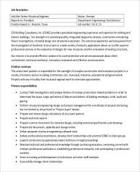 structural engineer job description job description of civil engineer
