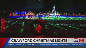 Christmas Light Displays Near Killeen Tx Christmas Light Show In Crawford Attracting Masses Kwkt