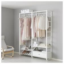 ELVARLI Open Storage Unit White Xx Cm IKEA Bedroom - Storage in bedrooms
