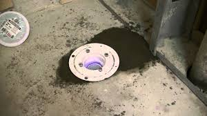 how do you install a basement shower drain designs