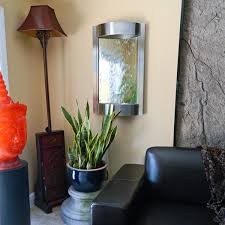 indoor wall water fountains. Contempo Alto Stainless Steel And Silver Mirror Indoor Wall Water Fountain Fountains O