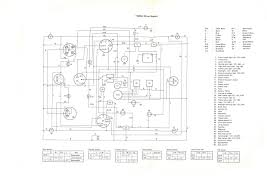 elec diagram thexscafe 74 tx650a circuit diagram