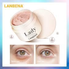 <b>Lanbena Whitening Eye</b> Cream Serum Mata Gelap Lingkaran Anti ...