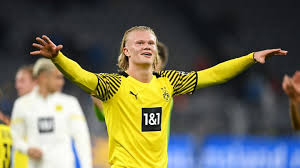 Erling braut haaland is a norwegian professional footballer who plays as a striker for bundesliga club borussia dortmund and the norway national team. Erling Haaland Transfer News Star Yet To Decide Future