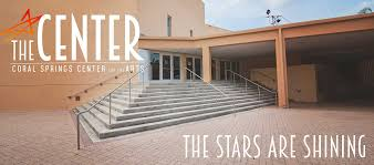 About Us Coral Springs Center For The Arts