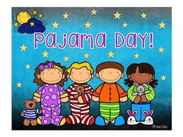 Tomorrow is Pajama Day! | Iroquois Falls Public School Principal Blog