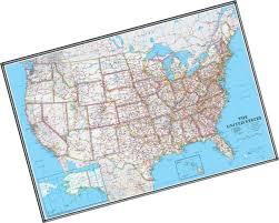 24x36 united states usa us classic wall map poster mural laminated laminated us map poster
