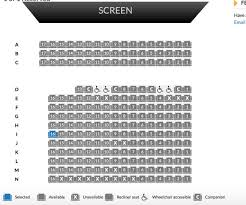 Keystone Centre Brandon Seating Chart Movie Theatre Tickets Assigned Seating Seat Selection