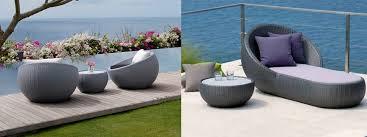 modern wicker patio furniture. Brilliant Wicker Creative Contemporary Wicker Patio Furniture From Lebello  Design  Trends Intended Modern N