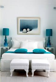 Charming Blue And Turquoise Accents In Bedroom Designs U2013 39 Stylish Ideas
