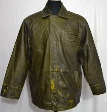 cordovan montreal men s flight thick leather jacket