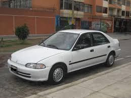 1995 Honda Civic Ferio EL E-EK4 related infomation,specifications ...