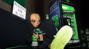 Bud Light Alien Bud Light Is Making Those Alien Themed Area 51 Cans