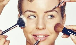 two in three women wear too much make up men say they prefer natural look daily mail