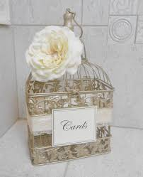 small champagne gold wedding birdcage card holder wedding card Wedding Cards Box Holder small champagne gold wedding birdcage card holder wedding card box wedding decor wedding birdcage wedding card box holder with lock