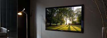 flat screen tv on wall with surround sound. tv installation flat screen tv on wall with surround sound p