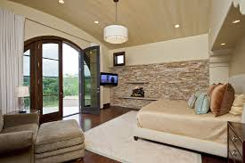 Painting Accent Walls In Bedroom Creative Round Frame Wood Wall Mirror Stylish Bedroom Images High