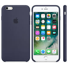 iphone 6 colors. iphone 6 / 6s silicone case - midnight blue iphone colors s