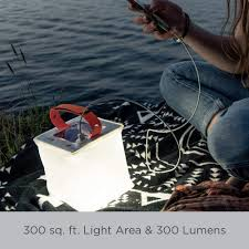 Luminaid Packlite 2 In 1 Phone Charger Lanterns Great For Camping Hurricane Emergency Kits And Travel As Seen On Shark Tank