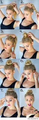 Hair Style For Medium Length 22 easy hairstyles for that awkward inbetween hair length 8922 by wearticles.com