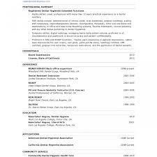 Dental Hygienist Sample Resume Filename Invest Wight