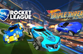 hot wheels cars are ing to rocket league next week