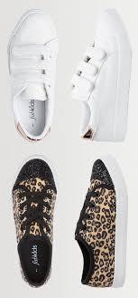 Fabkids Size Chart Leopard Strap Sneaker Pack