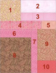 291 best quilt backs images on Pinterest | Quilt patterns ... & Quilt Back Diagram How to make pieced backing. Adamdwight.com