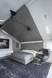 Moderne Tapeten Schlafzimmer Dachschräge Dachschrägen Tapezieren